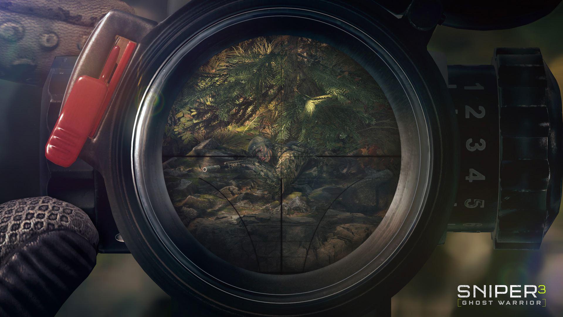 První gameplay záběry ze Sniper: Ghost Warrior 3 110548