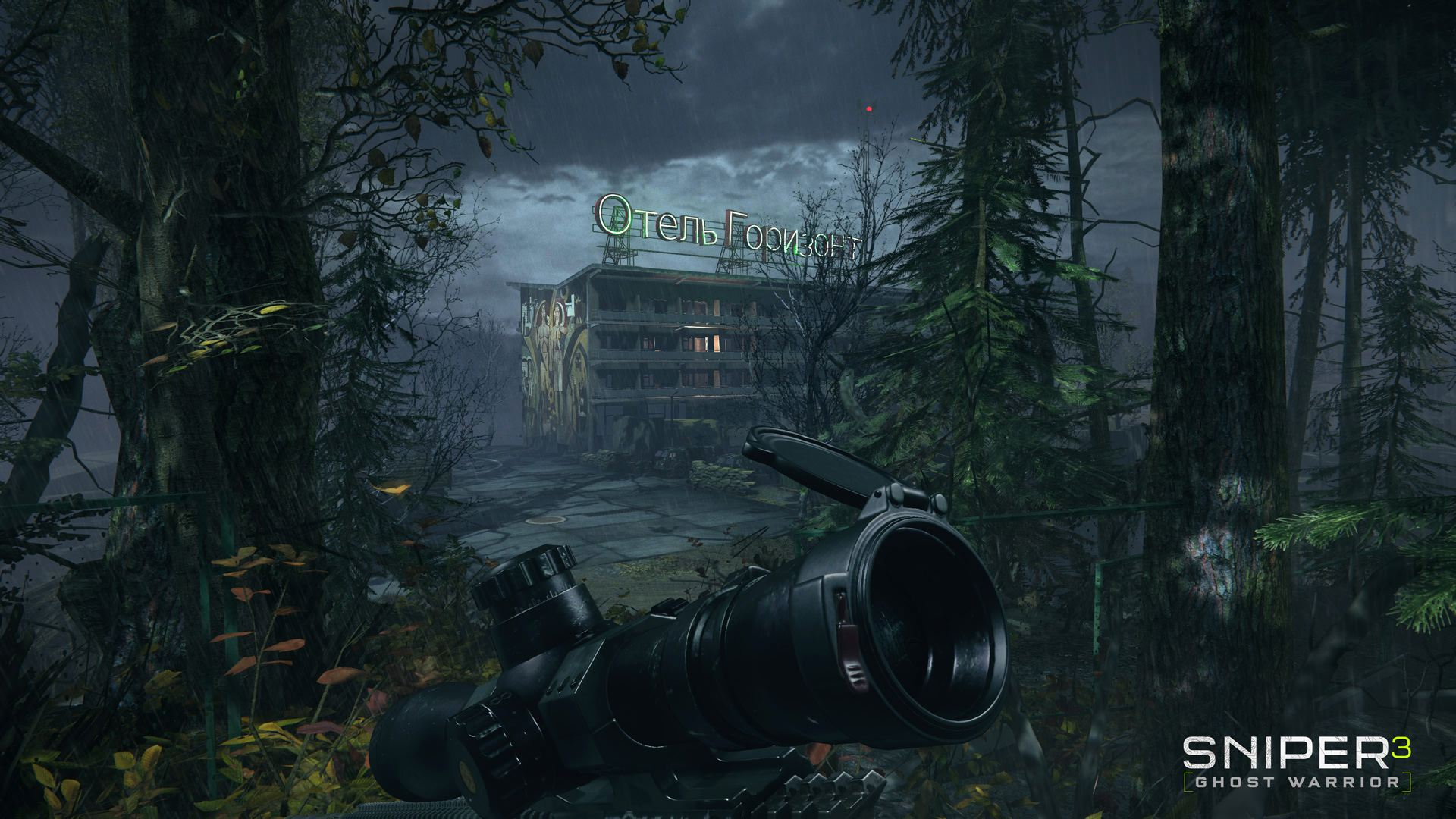 První gameplay záběry ze Sniper: Ghost Warrior 3 110549