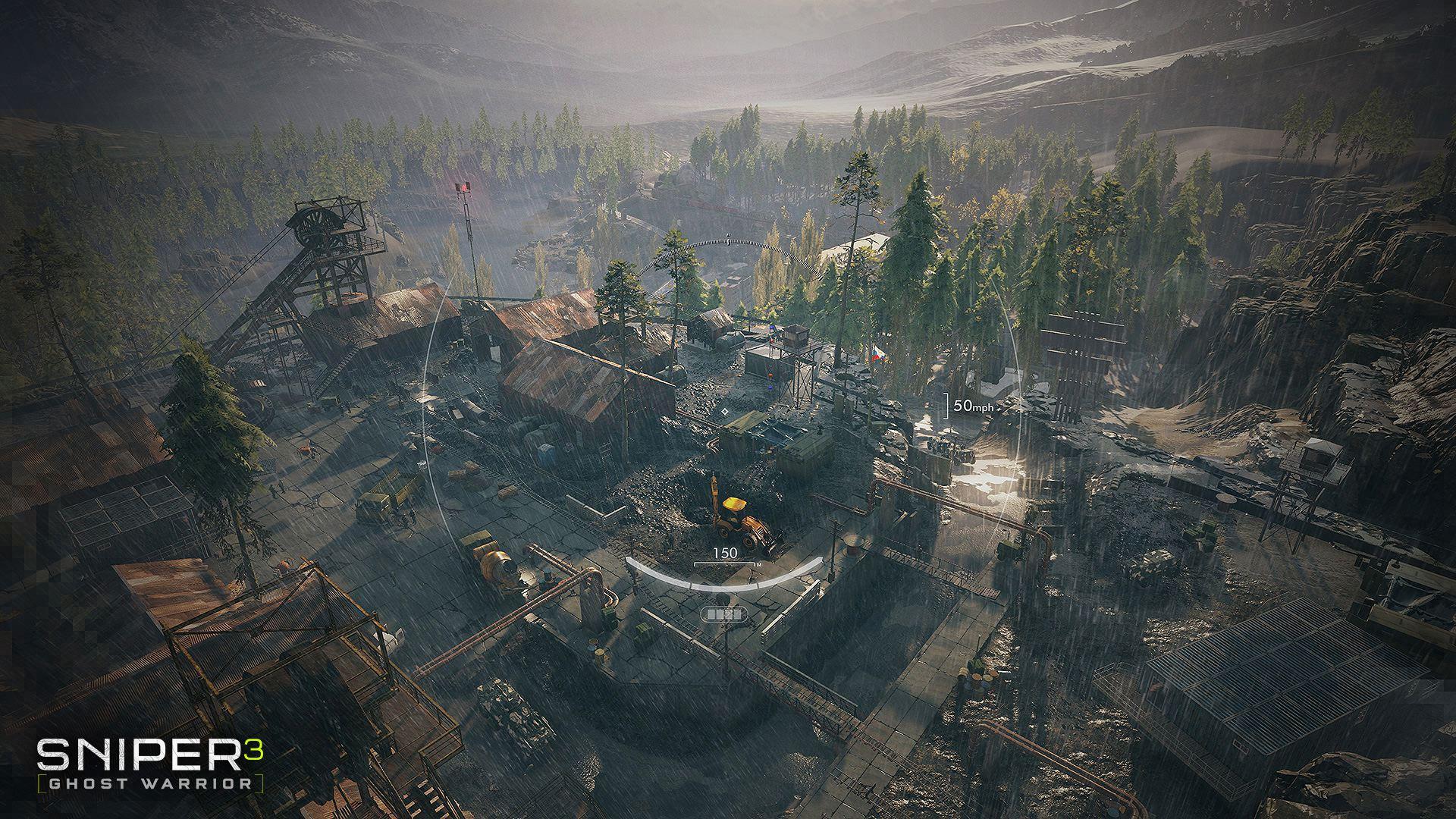 První gameplay záběry ze Sniper: Ghost Warrior 3 110550