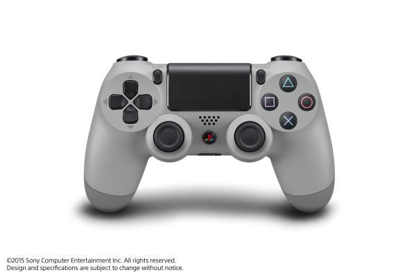 K PS4 si budete moci koupit gamepad a headset z edice 20th Anniversary 110552
