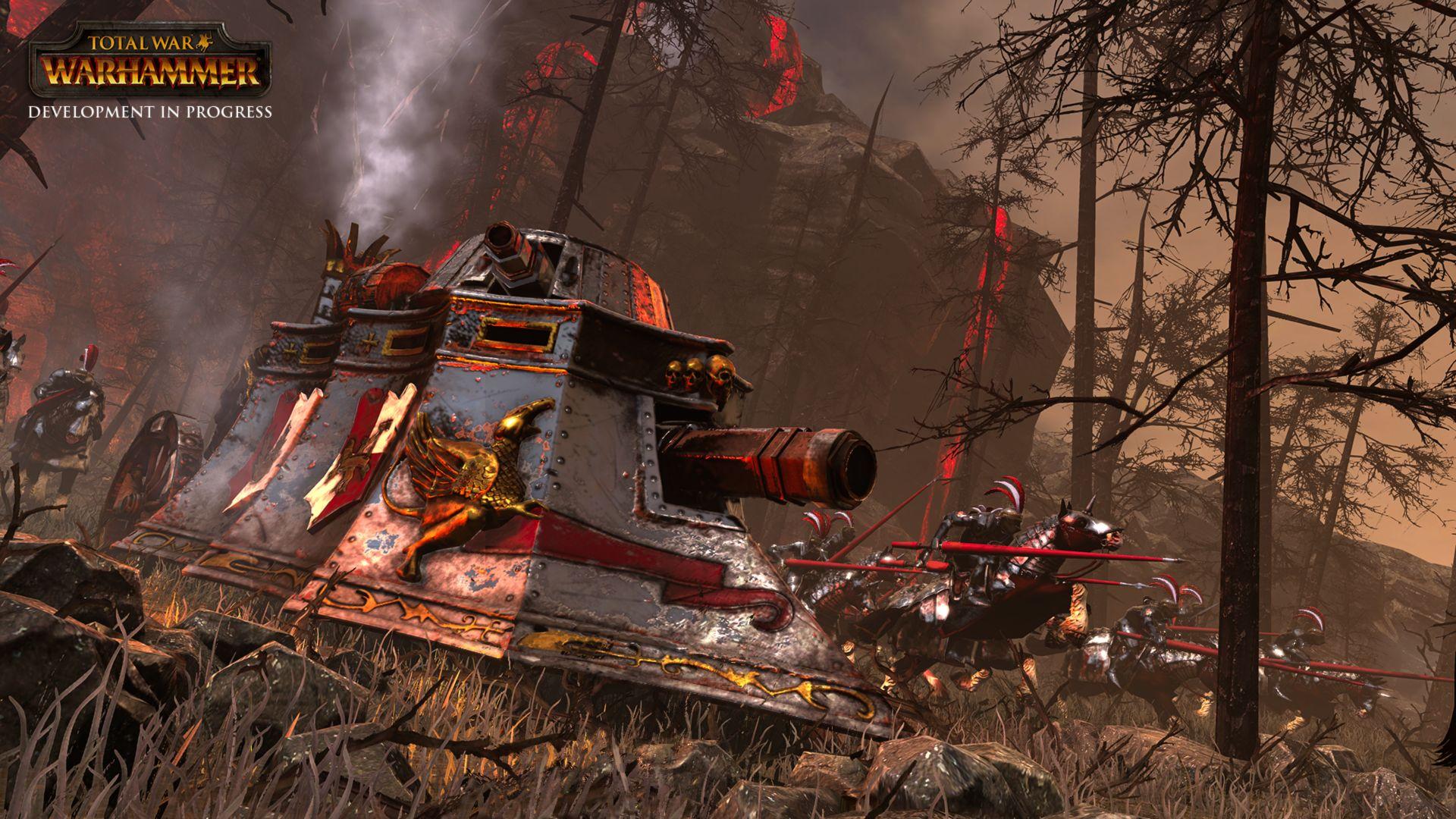 E3 teaser trailer na Total War: Warhammer 110569
