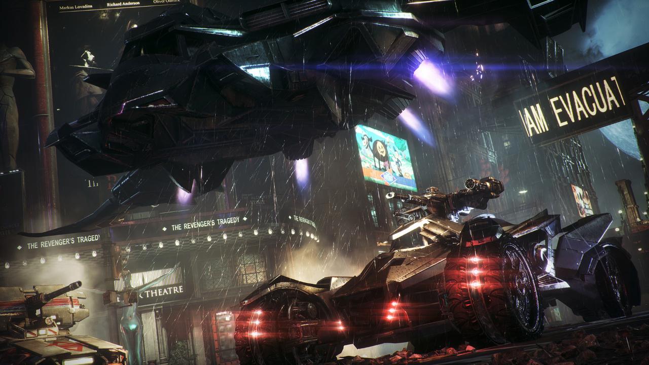Galerie: Batman, Mad Max, Hitman 110607