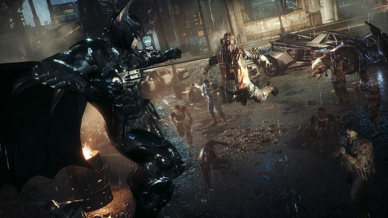 Galerie: Batman, Mad Max, Hitman 110609
