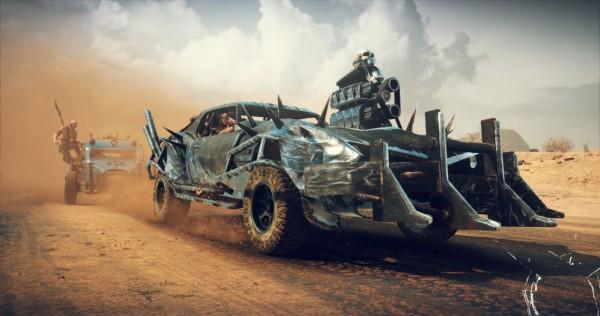 Galerie: Batman, Mad Max, Hitman 110622