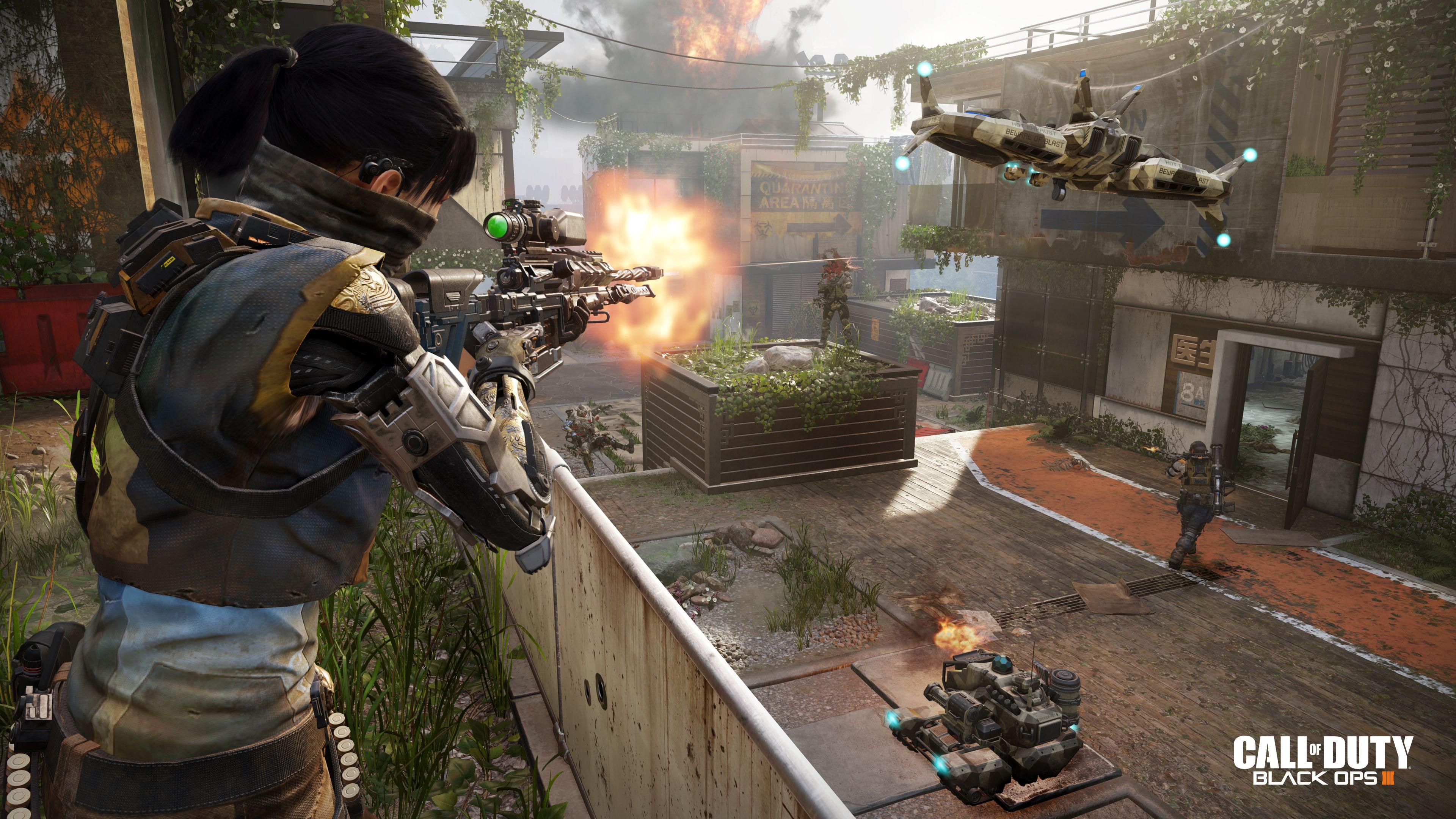 Pořádný nášup informací o multiplayeru v Black Ops 3 110640