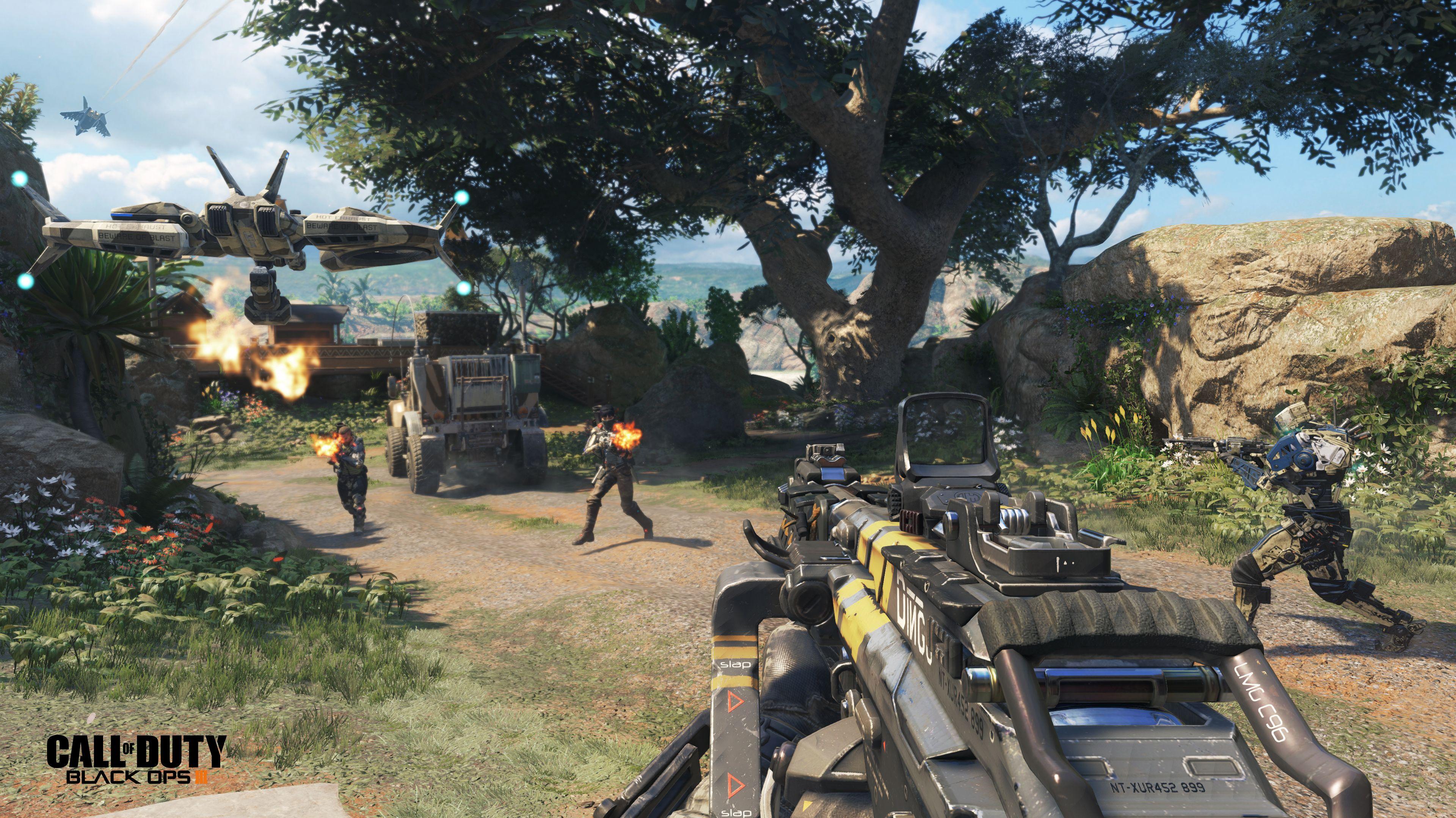 Pořádný nášup informací o multiplayeru v Black Ops 3 110641