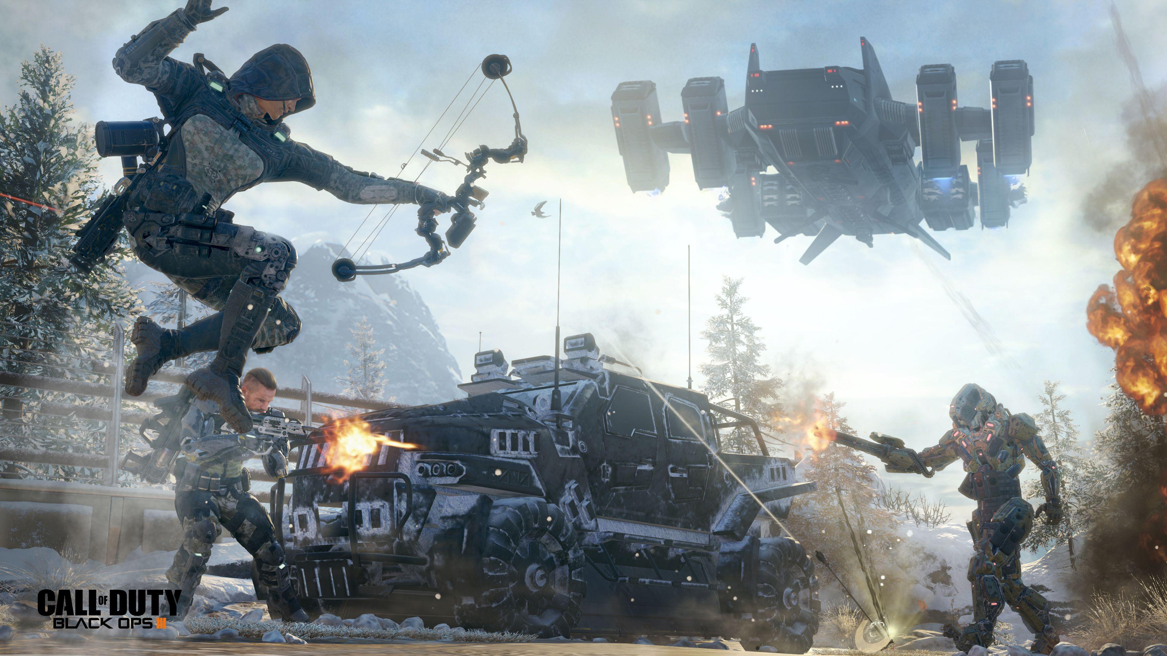 Pořádný nášup informací o multiplayeru v Black Ops 3 110642