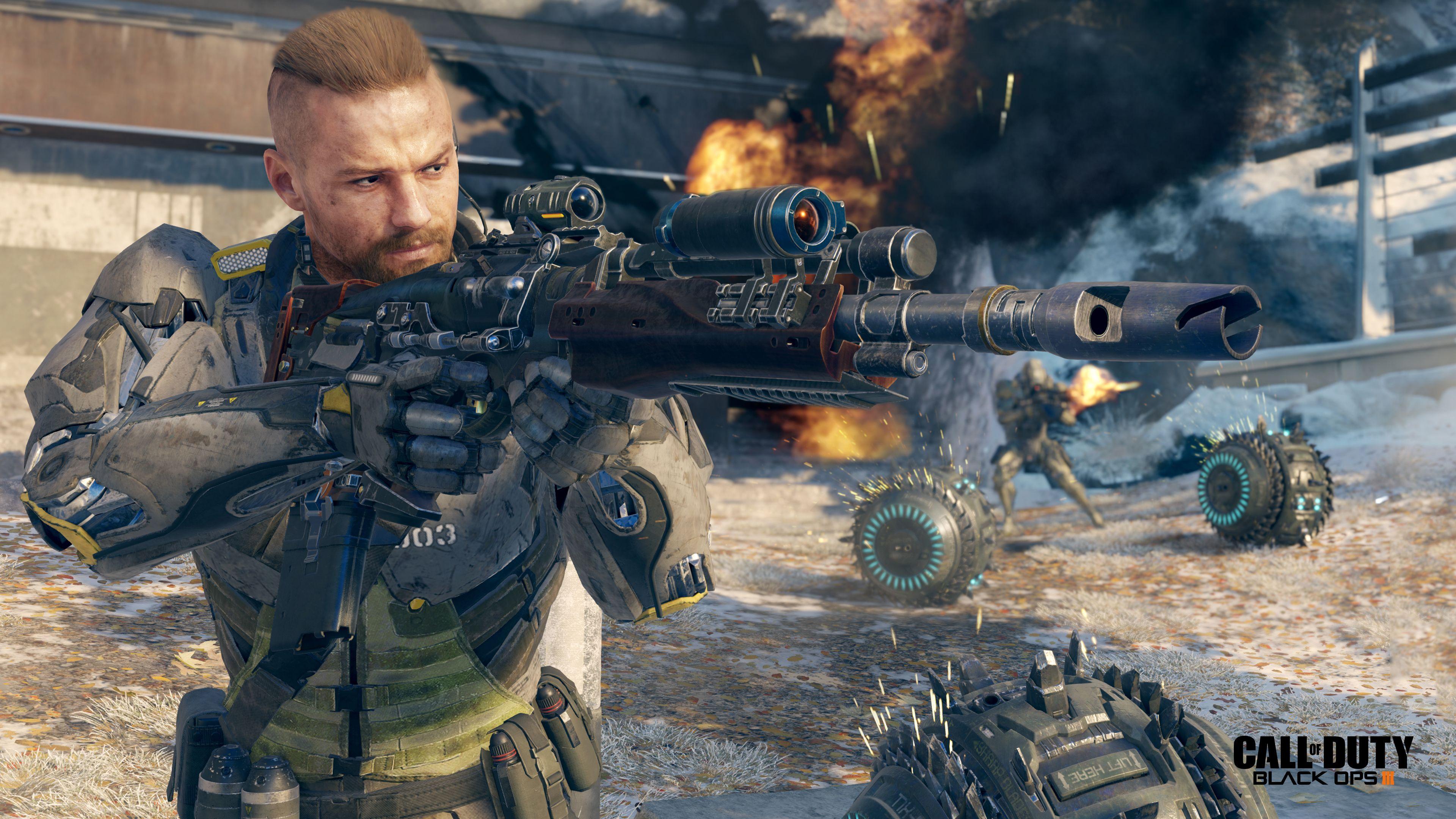 Pořádný nášup informací o multiplayeru v Black Ops 3 110643