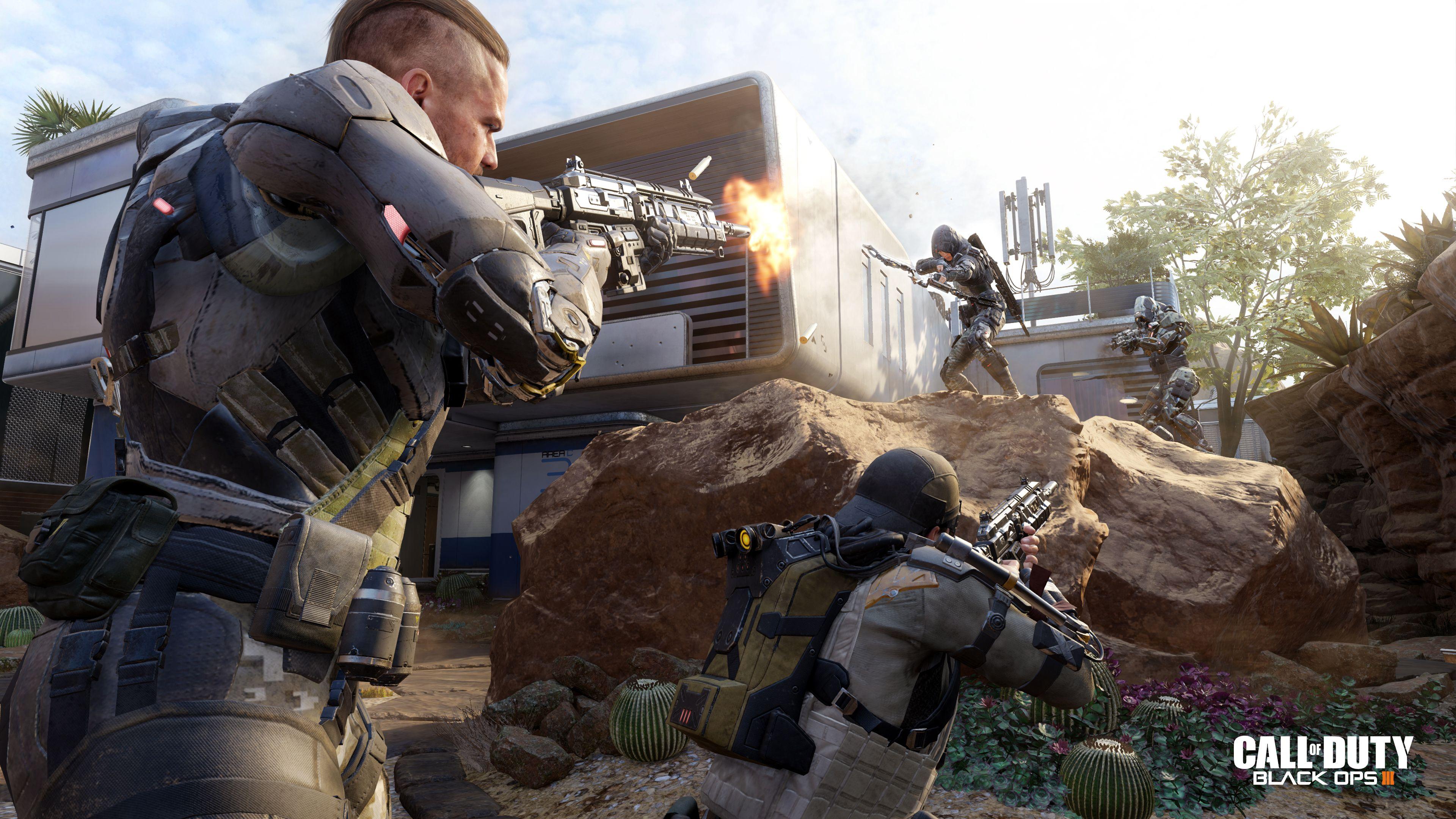 Pořádný nášup informací o multiplayeru v Black Ops 3 110644