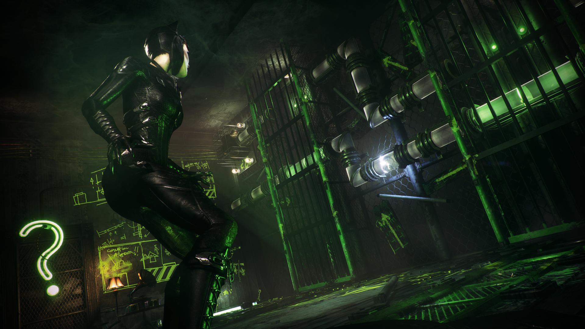 Výzvy s Batmobilem a další ukázky z nového Batmana 110678