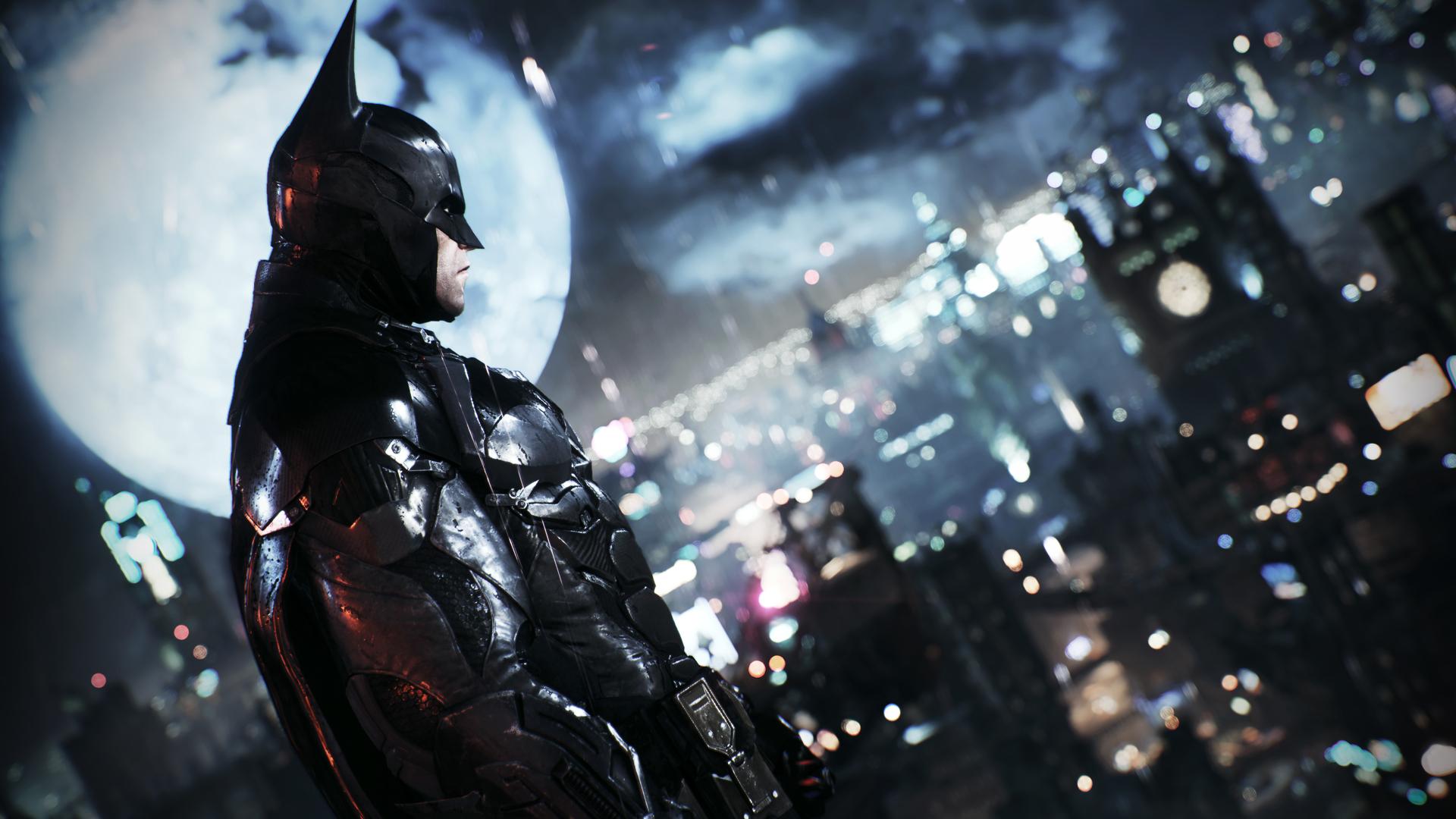 Výzvy s Batmobilem a další ukázky z nového Batmana 110683