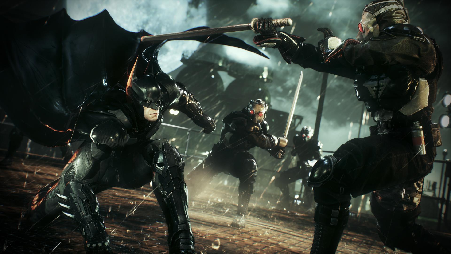 Výzvy s Batmobilem a další ukázky z nového Batmana 110684