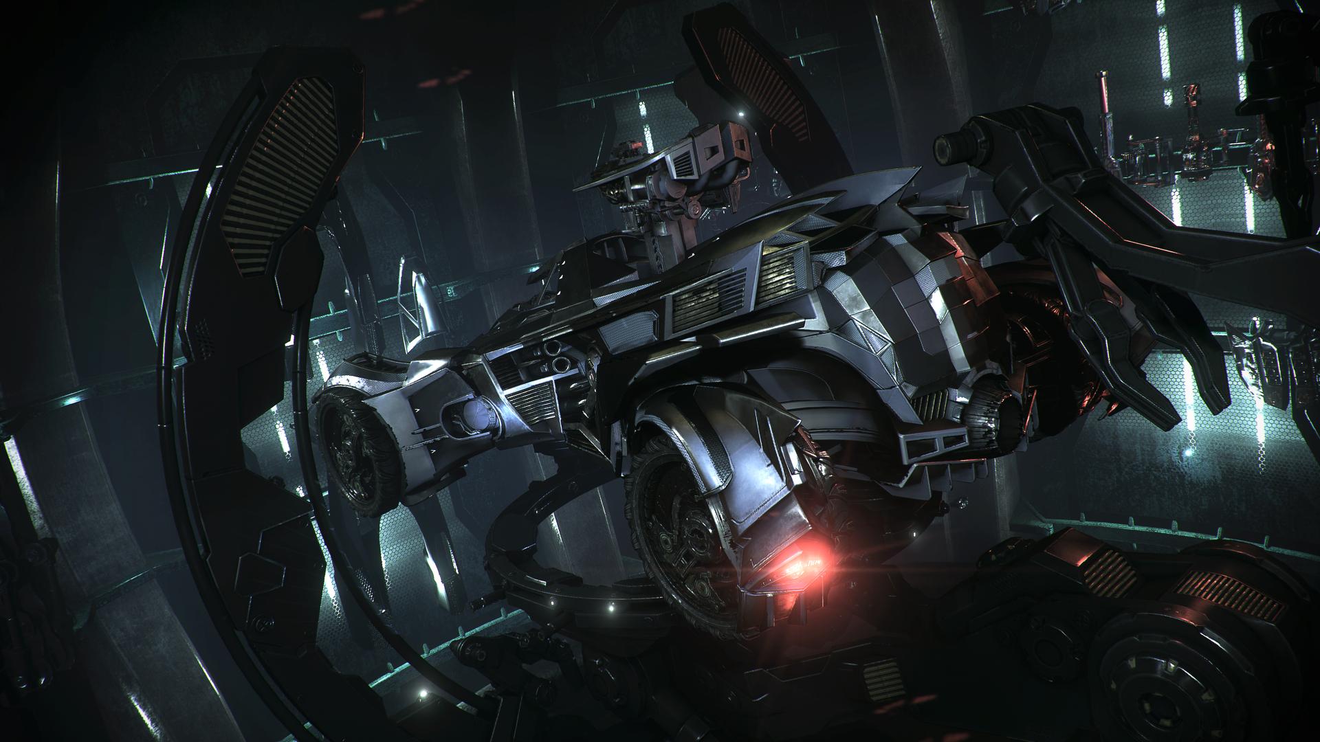Výzvy s Batmobilem a další ukázky z nového Batmana 110685