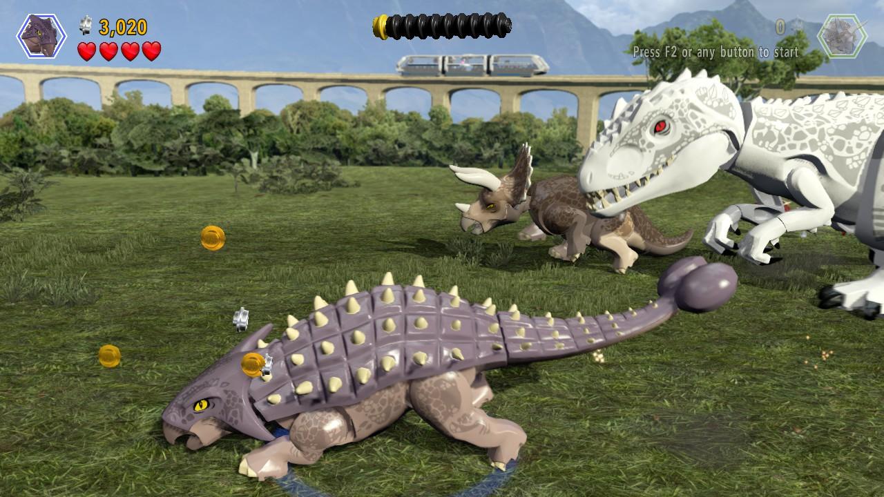 LEGO Jurassic World – svět plný dinosaurů 110689