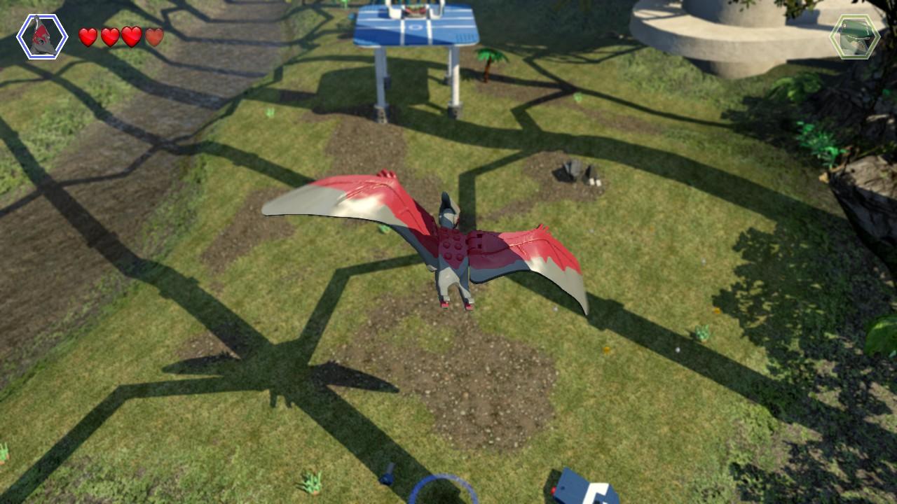 LEGO Jurassic World – svět plný dinosaurů 110695