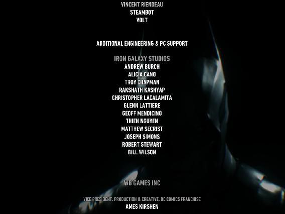 Kdo je zodpovědný za zmršený PC port hry Batman: Arkham Knight? 110810