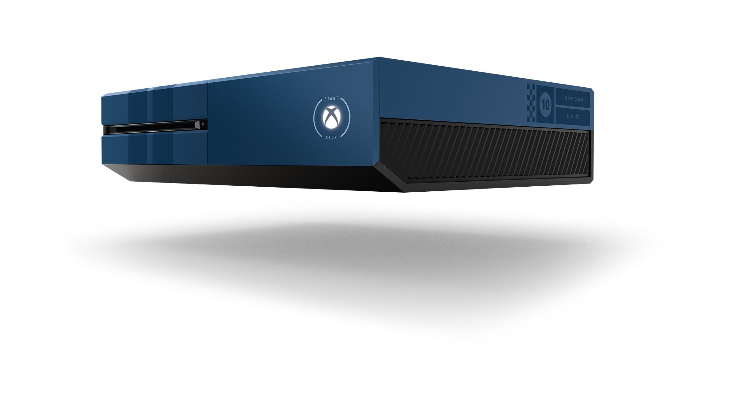Limitovaná Xbox One edice s hrou Forza 6 110815