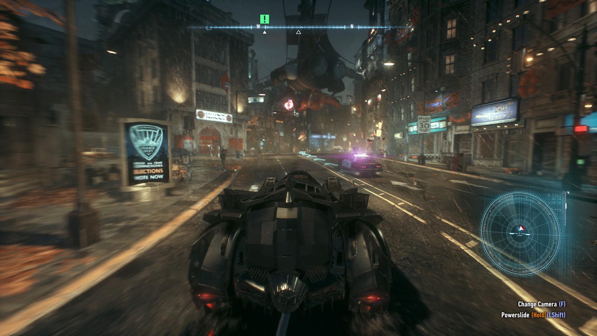 Batman: Arkham Knight – dvě tváře jedné hry 110847