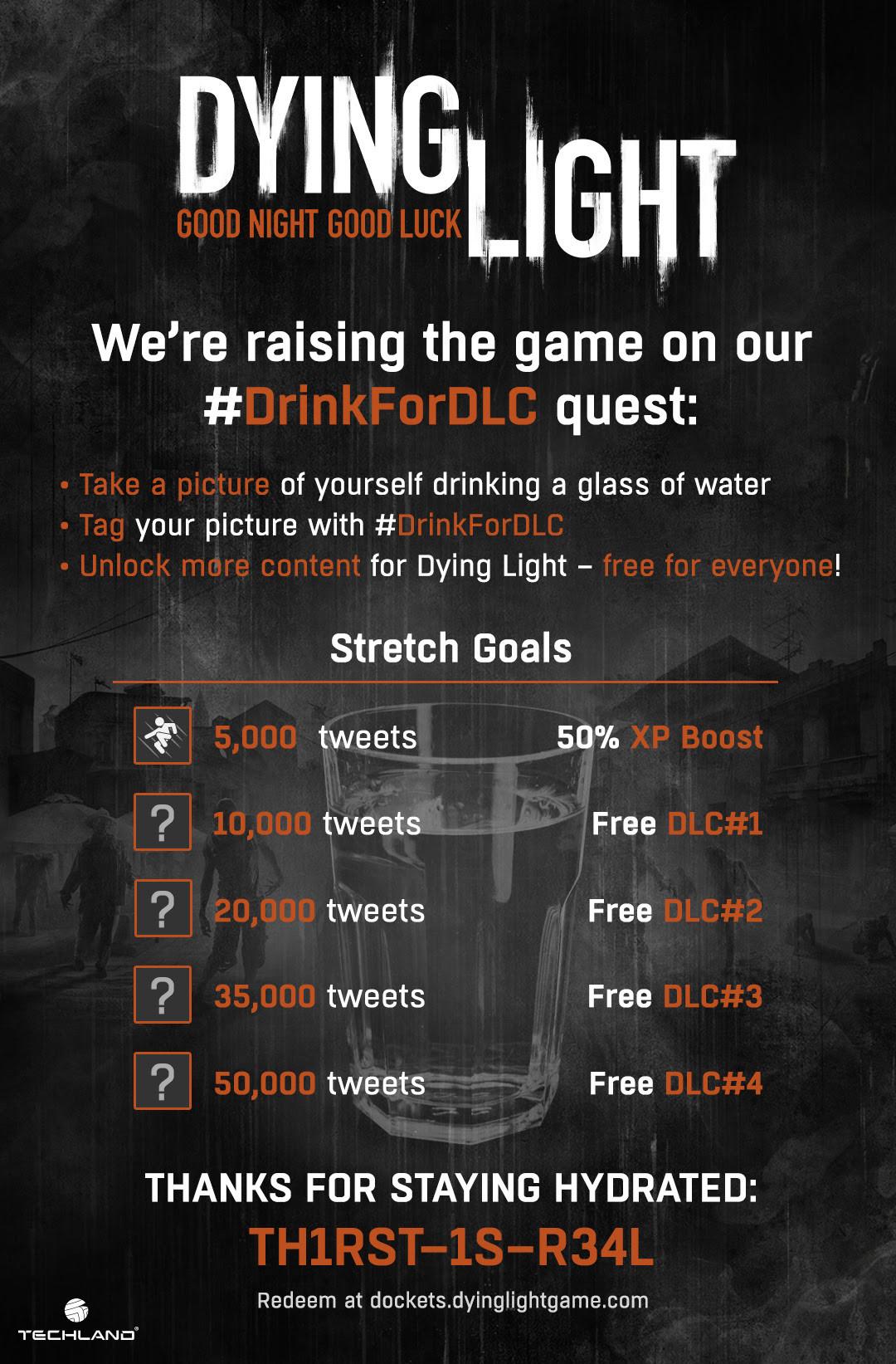 Techland odhalil plány na bezplatná DLC do Dying Light 110879
