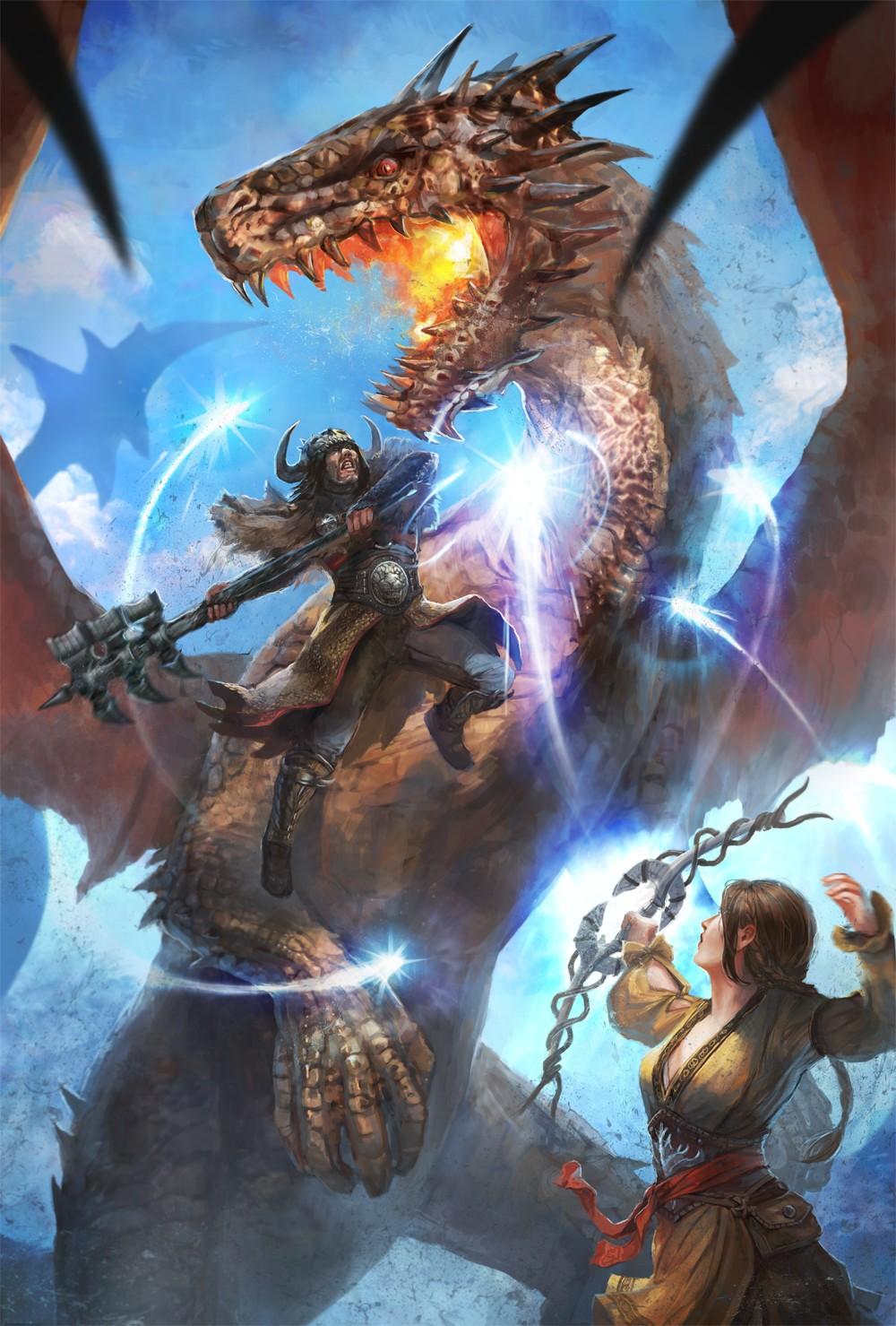 Nové obrázky z Dragon's Dogma Online 110885