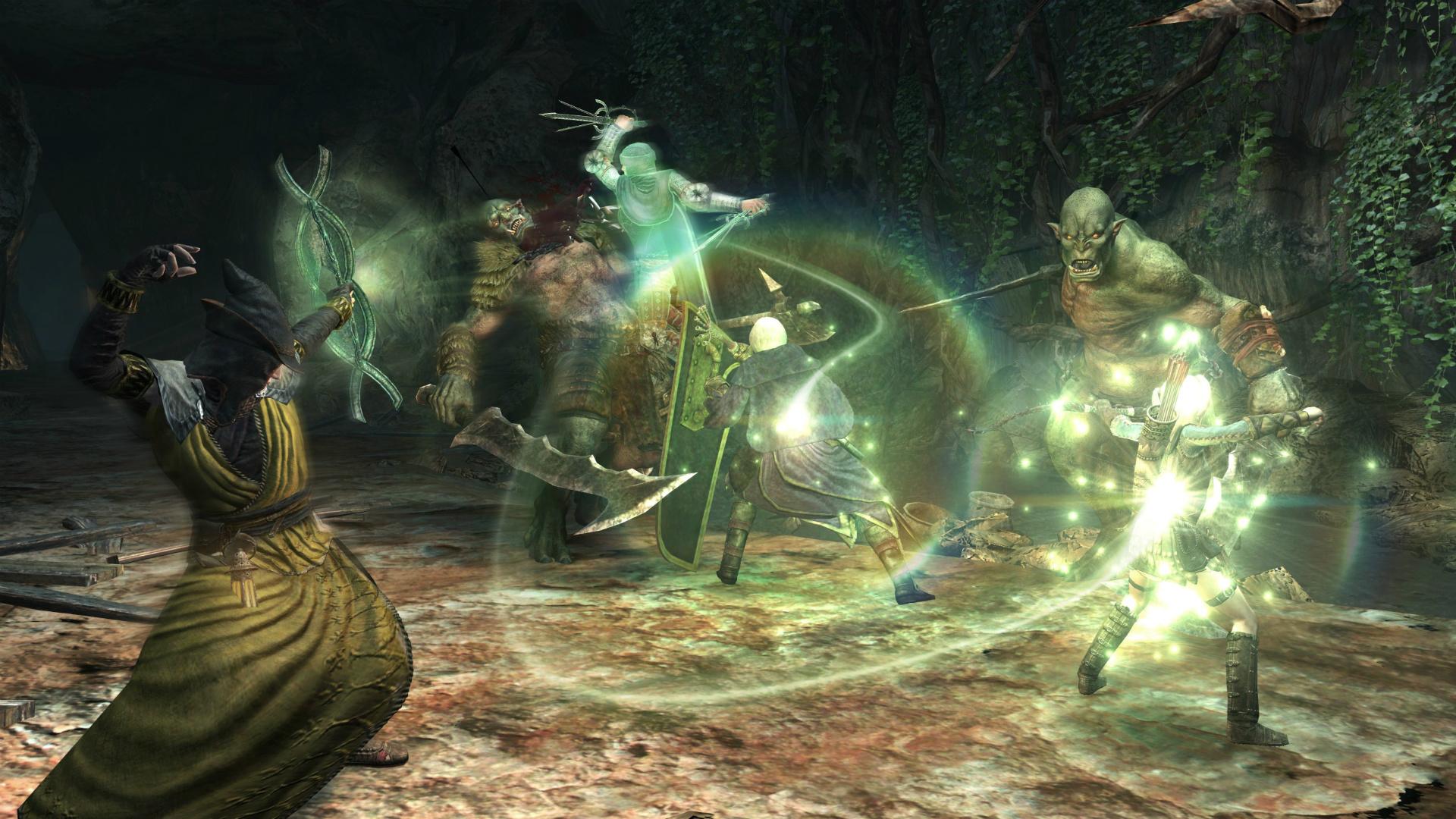 Nové obrázky z Dragon's Dogma Online 110886