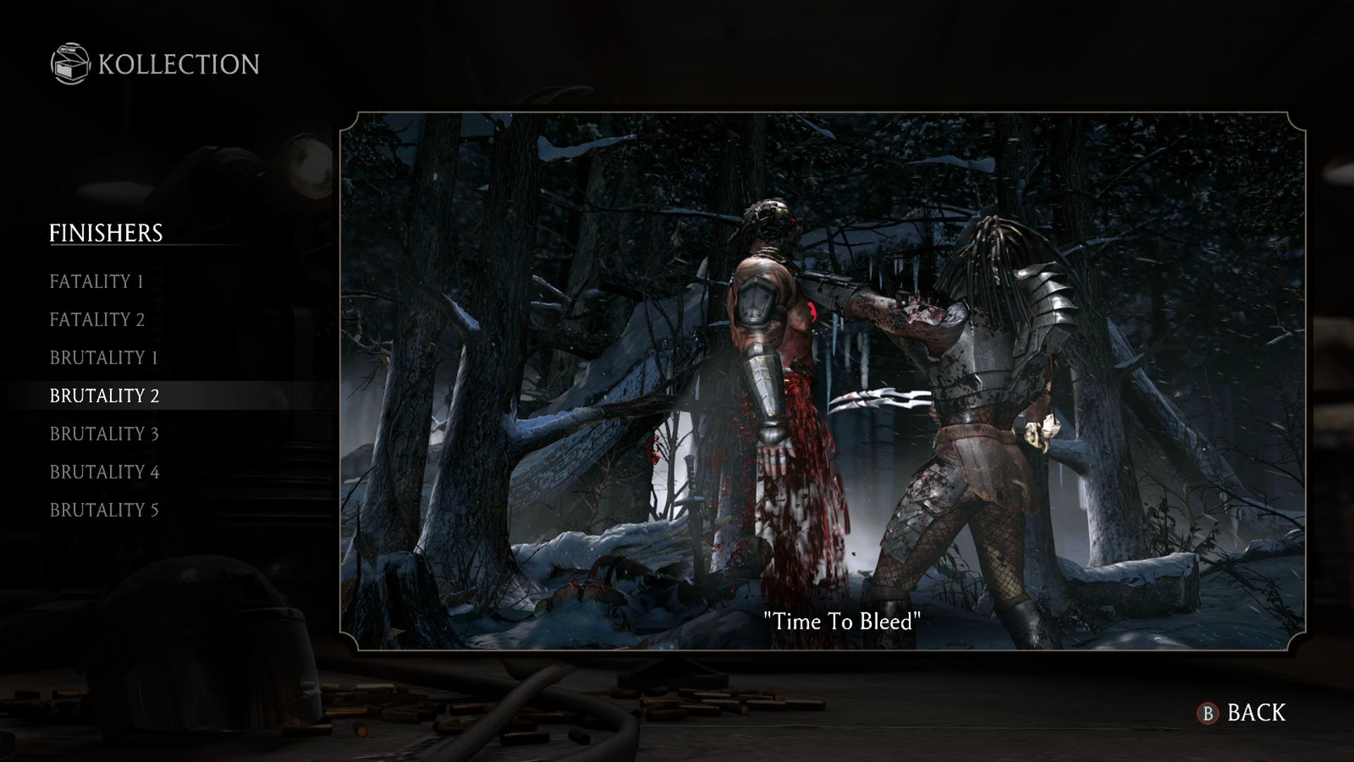 Predátor bude v Mortal Kombat X nebezpečný 110993