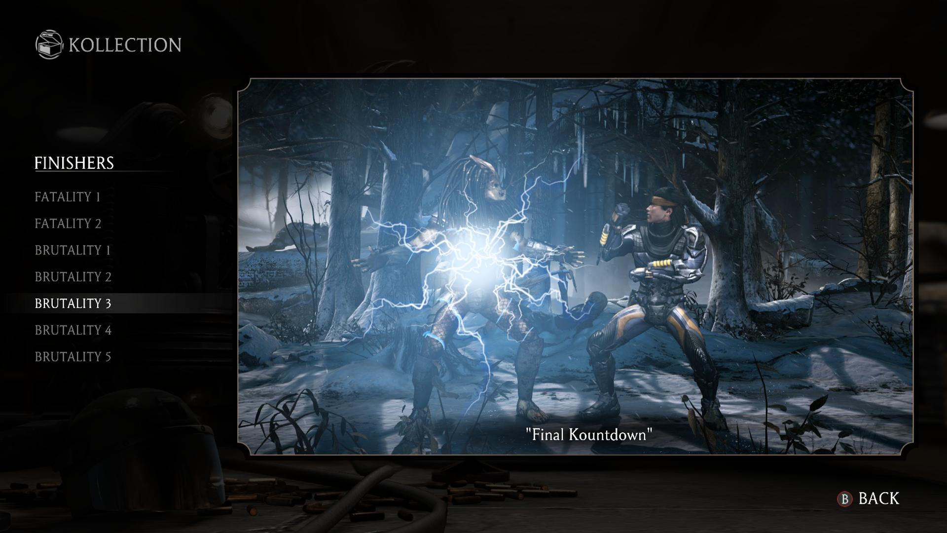 Predátor bude v Mortal Kombat X nebezpečný 110994