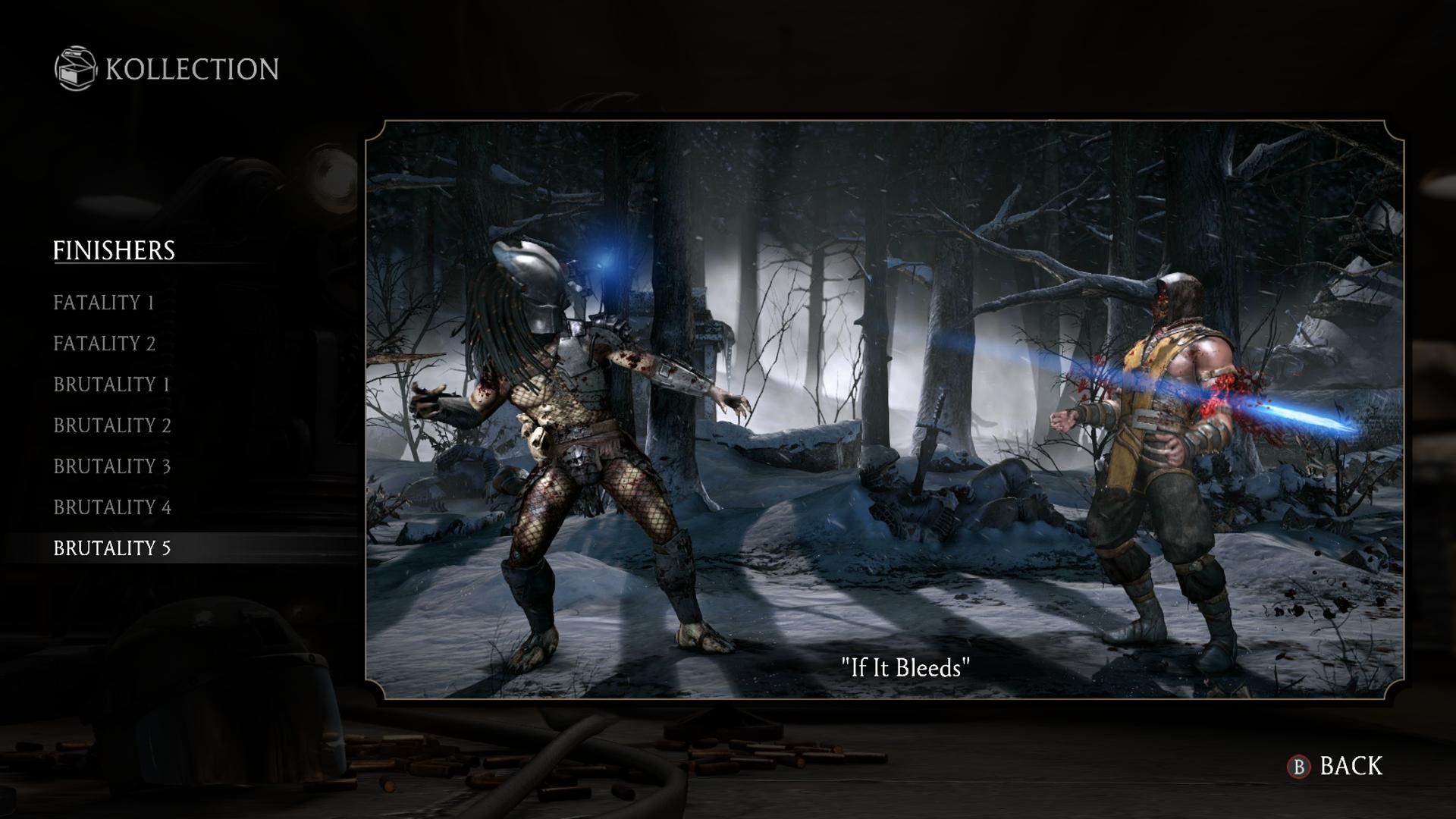Predátor bude v Mortal Kombat X nebezpečný 110996
