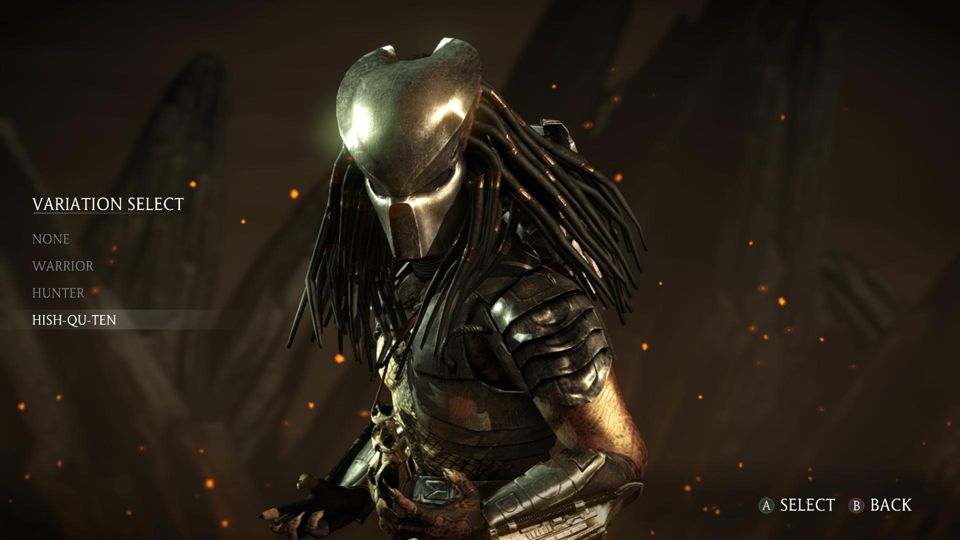 Predátor bude v Mortal Kombat X nebezpečný 110999