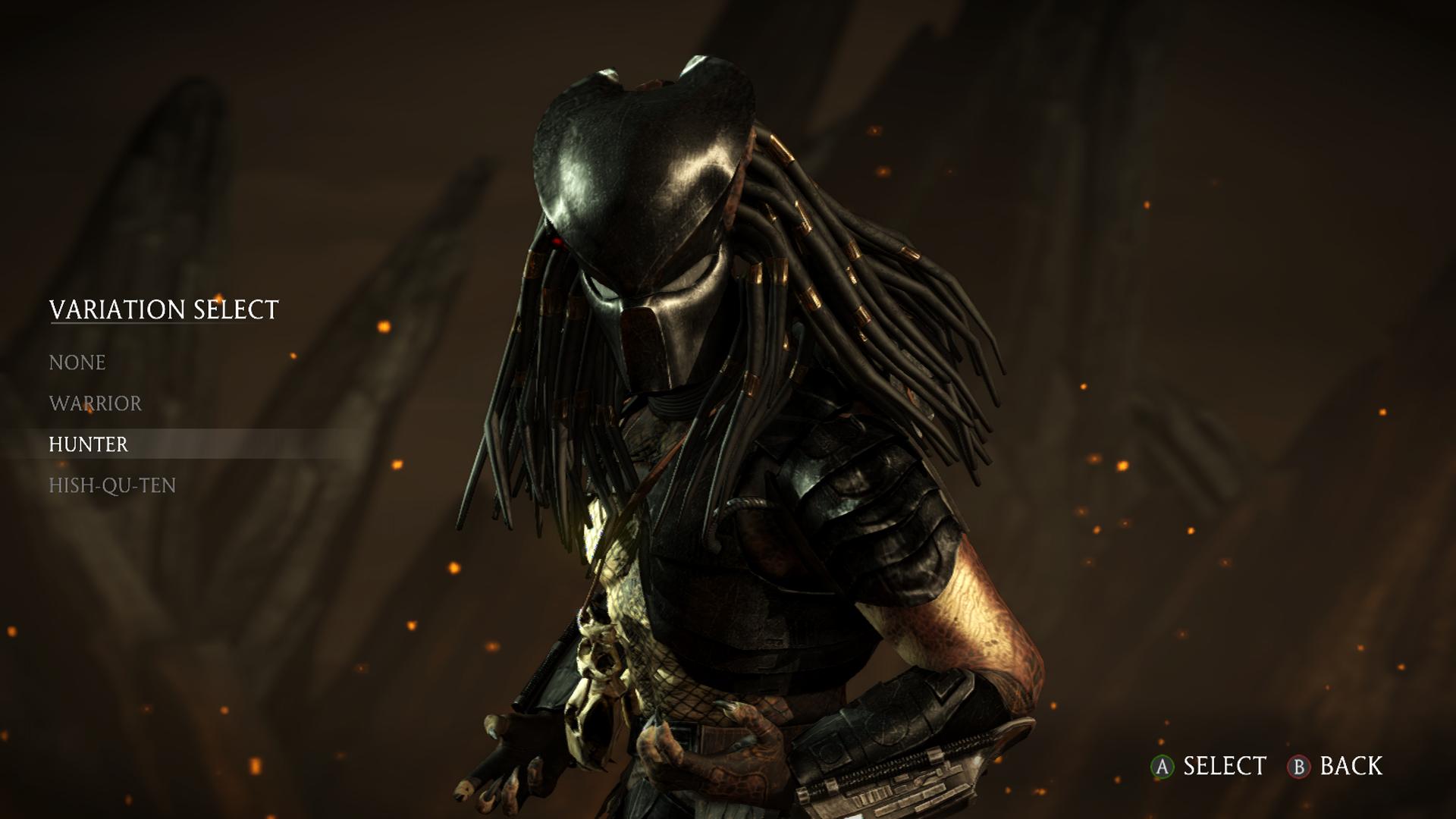 Predátor bude v Mortal Kombat X nebezpečný 111000