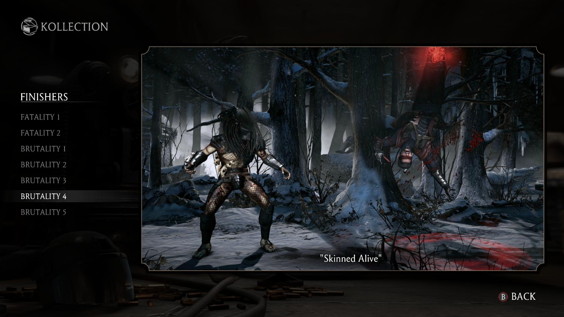 Predátor bude v Mortal Kombat X nebezpečný 111001