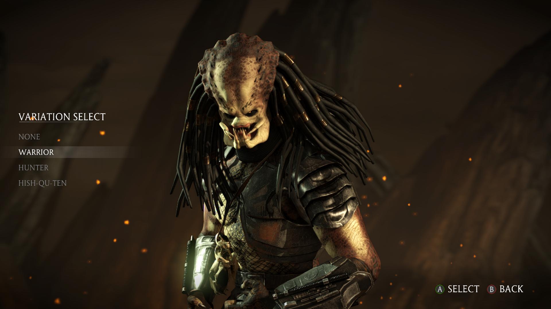 Predátor bude v Mortal Kombat X nebezpečný 111002
