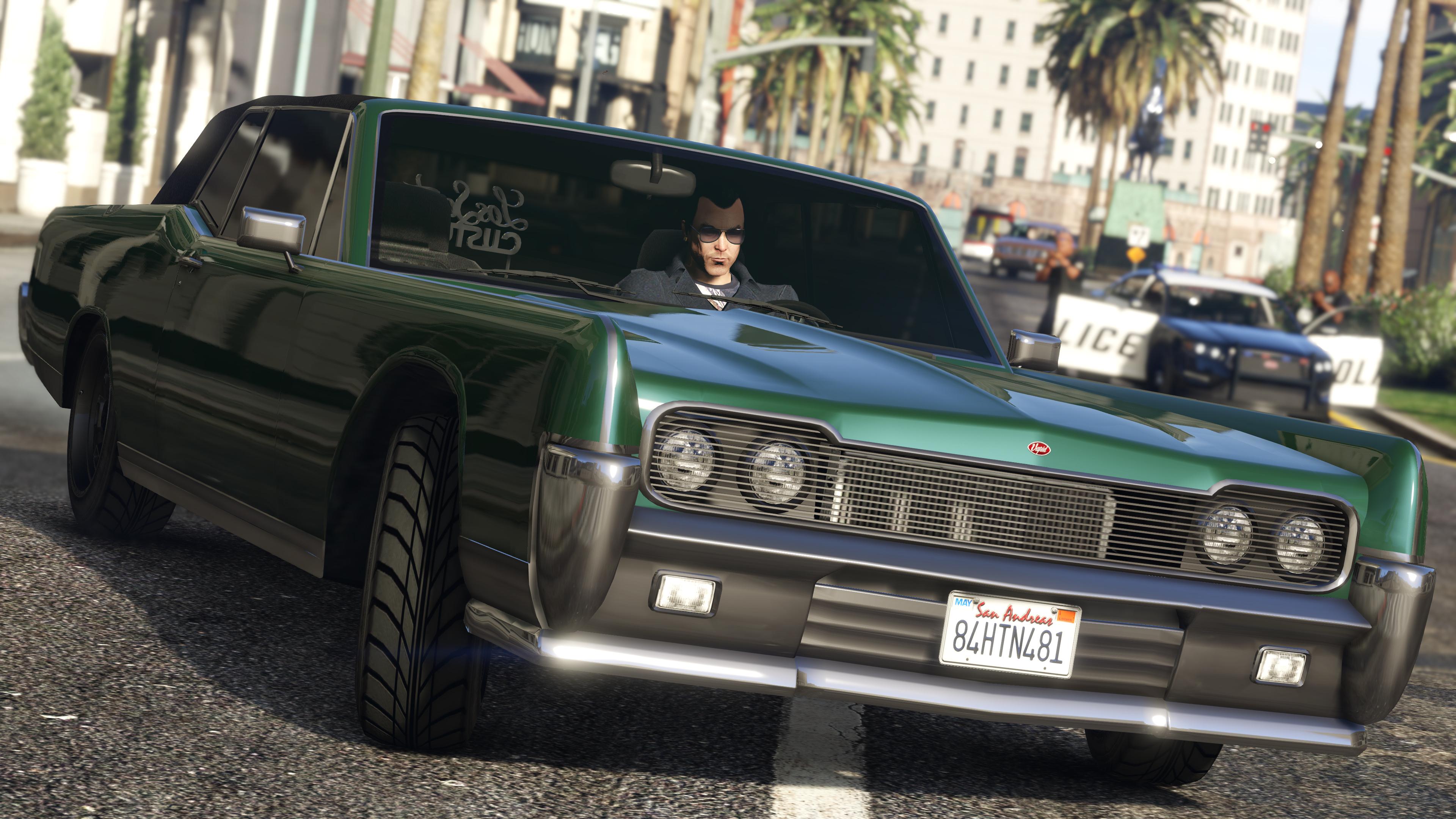 Druhá část Ill-Gotten Gains updatu GTA Online vyjde už příští týden 111008