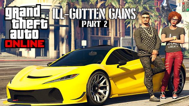 Druhá část Ill-Gotten Gains updatu GTA Online vyjde už příští týden 111014