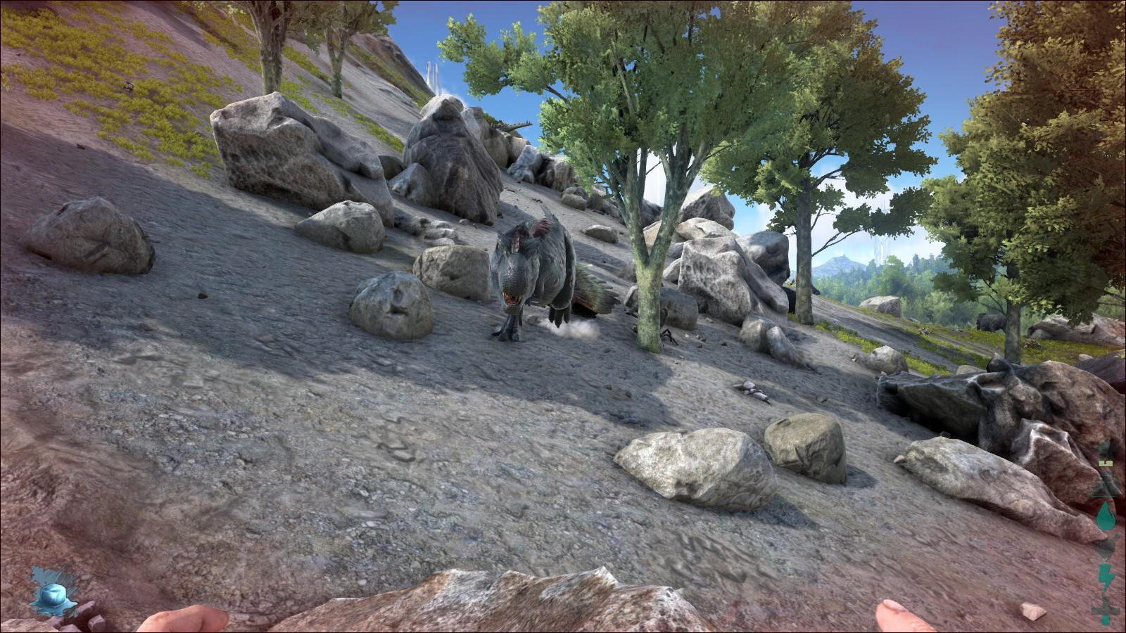 ARK: Survival Evolved – těžké začátky jednoho survivalu 111018