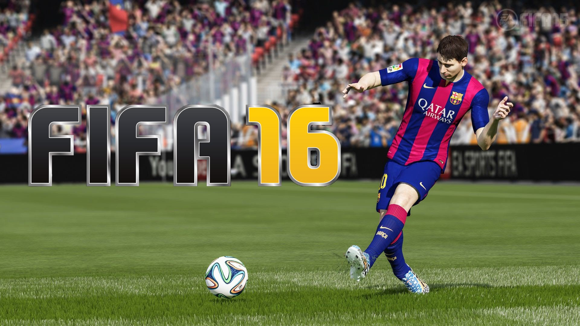 FIFA 16 ukazuje svůj vylepšený systém dribblingu 111030
