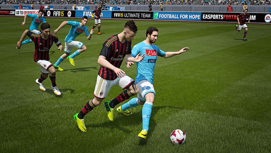 Staňte se úspěšným koučem nebo hráčem ve FIFA 16 111032