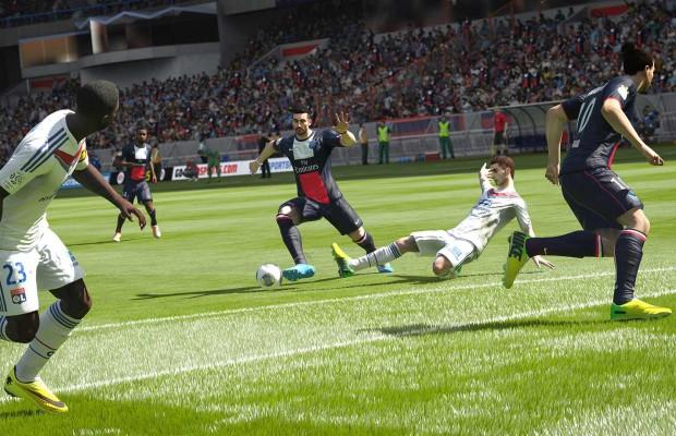 Staňte se úspěšným koučem nebo hráčem ve FIFA 16 111033