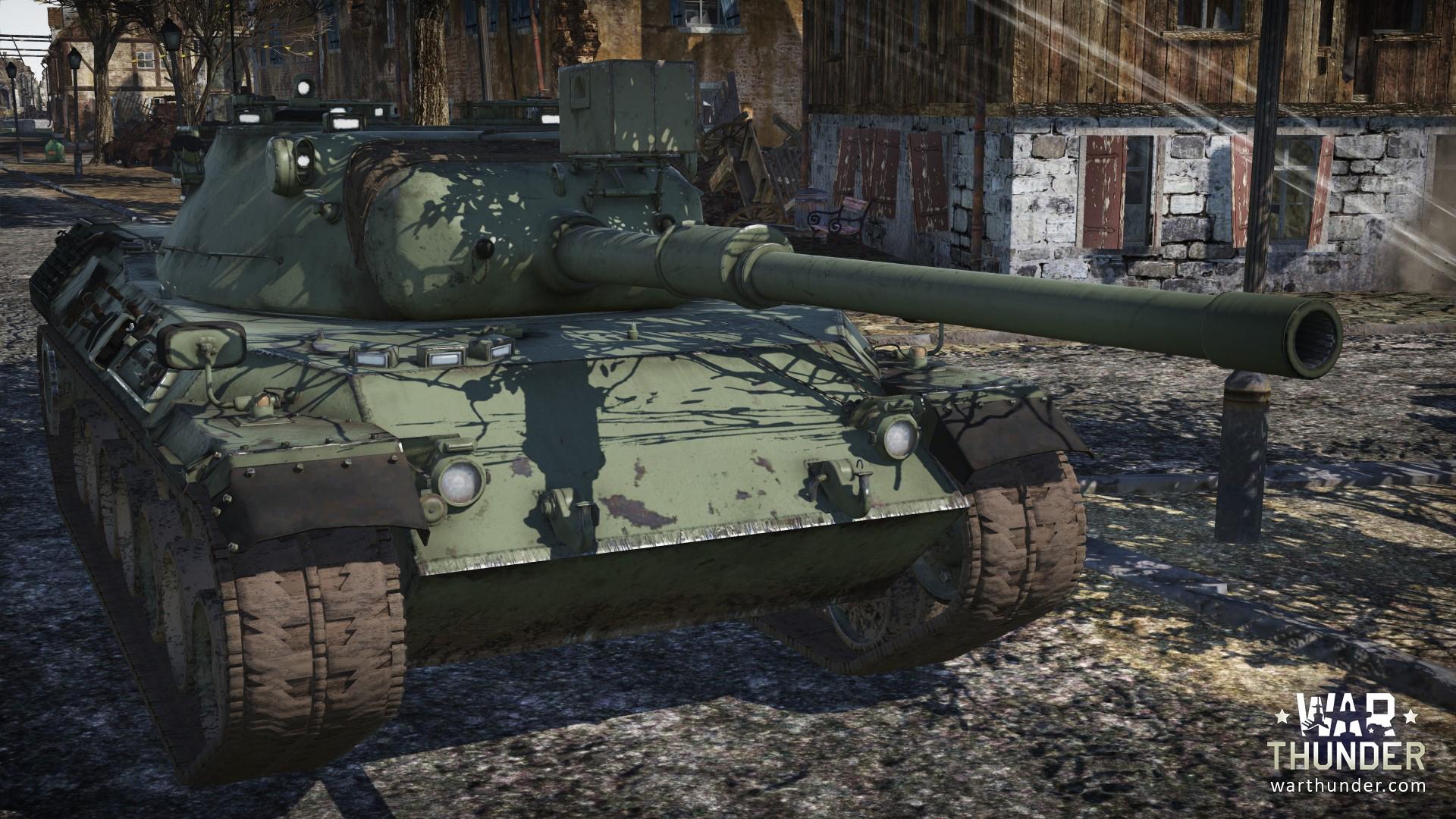 Aktualizace Cold Steel na serverech War Thunder 111041
