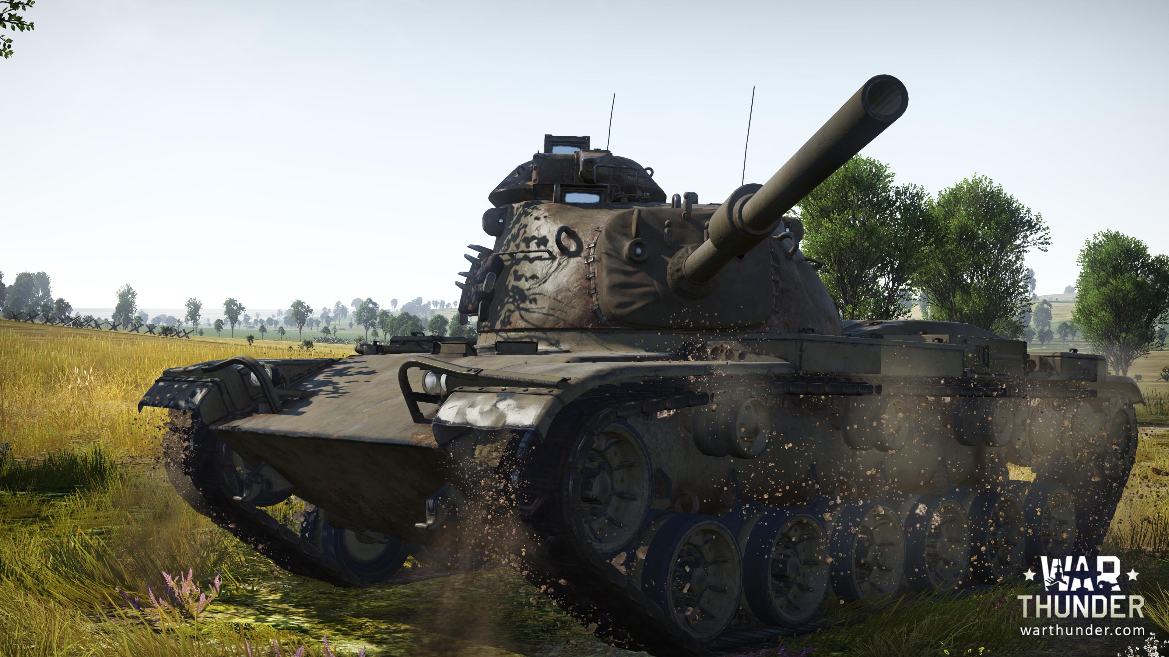 Aktualizace Cold Steel na serverech War Thunder 111042