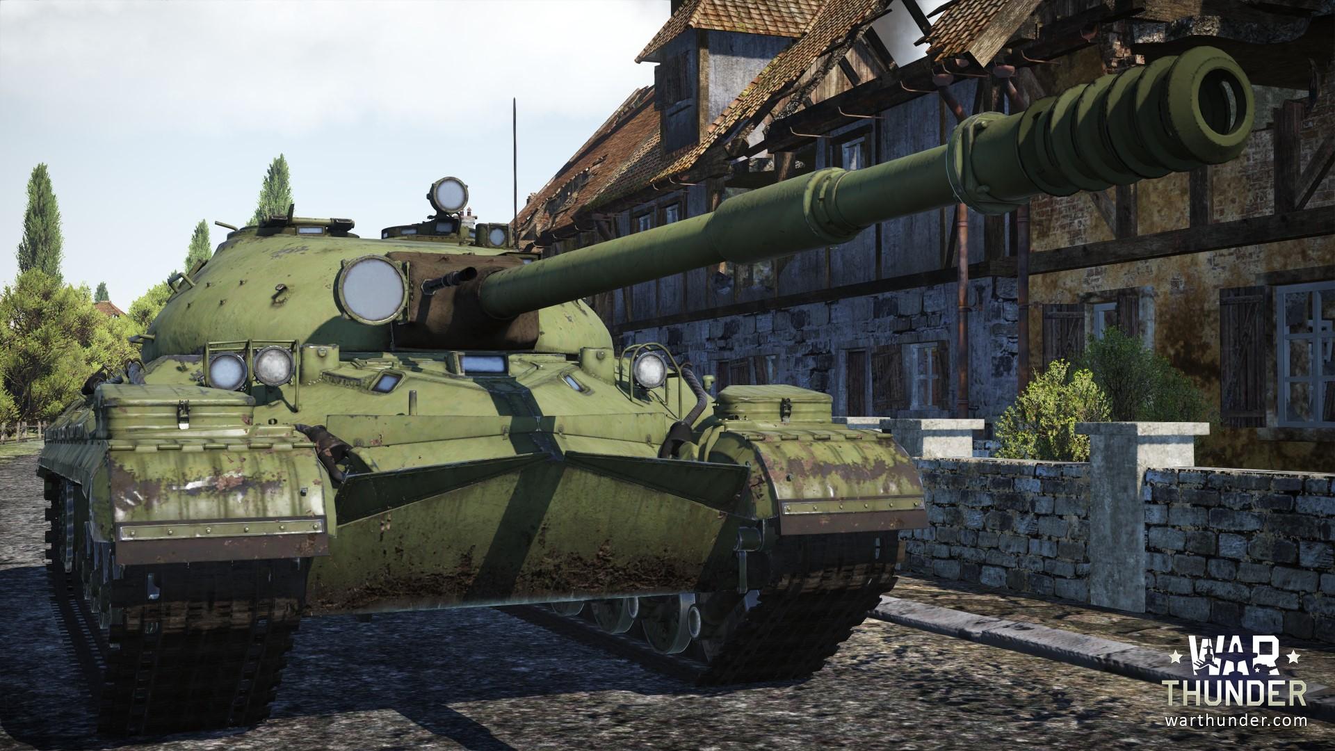 Aktualizace Cold Steel na serverech War Thunder 111043