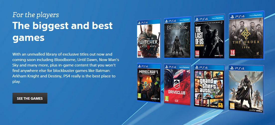 Sony s Microsoftem shodně tvrdí, že mají nejlepší exkluzivity 111053