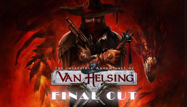 Oznámena kompilace s Van Helsingem 111080