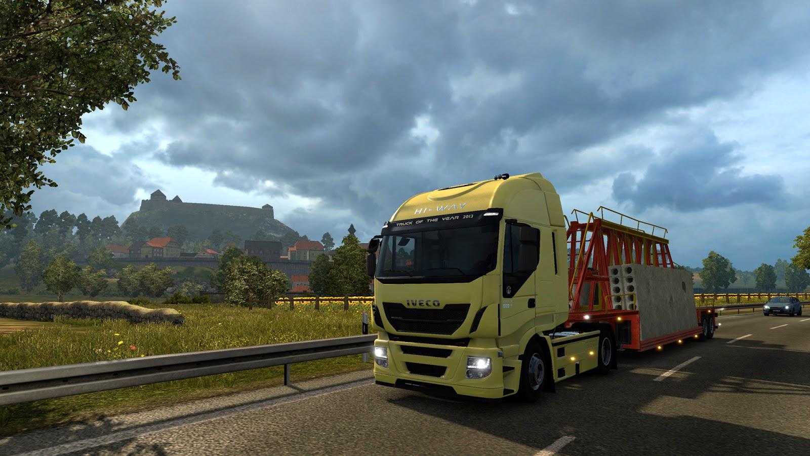 Dvě maďarská města rozšíří Euro Truck Simulator 2 111102
