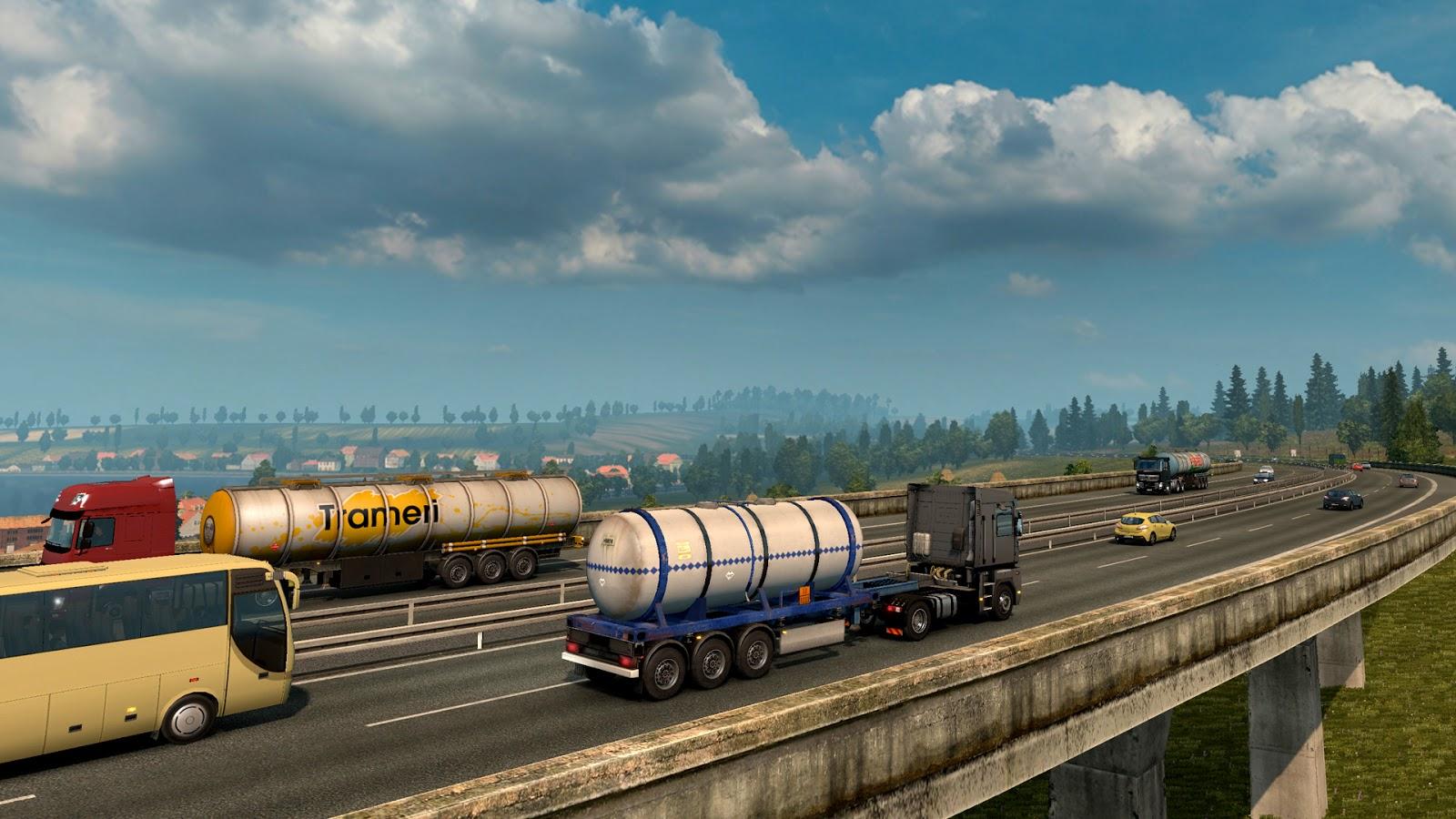 Dvě maďarská města rozšíří Euro Truck Simulator 2 111105