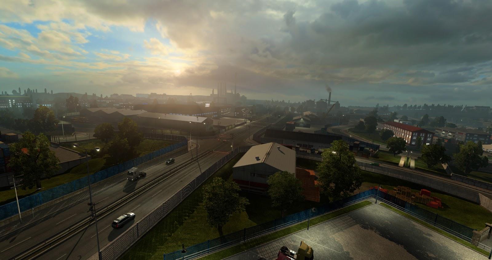 Dvě maďarská města rozšíří Euro Truck Simulator 2 111106