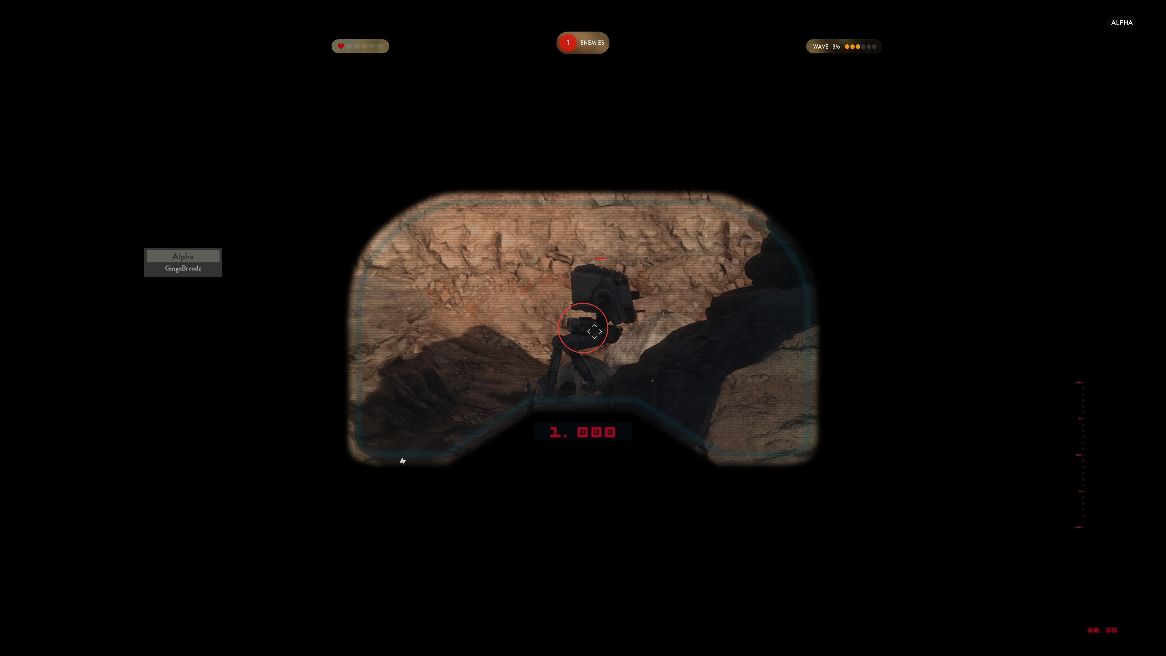 4K obrázky z alfy Star Wars: Battlefront 111138