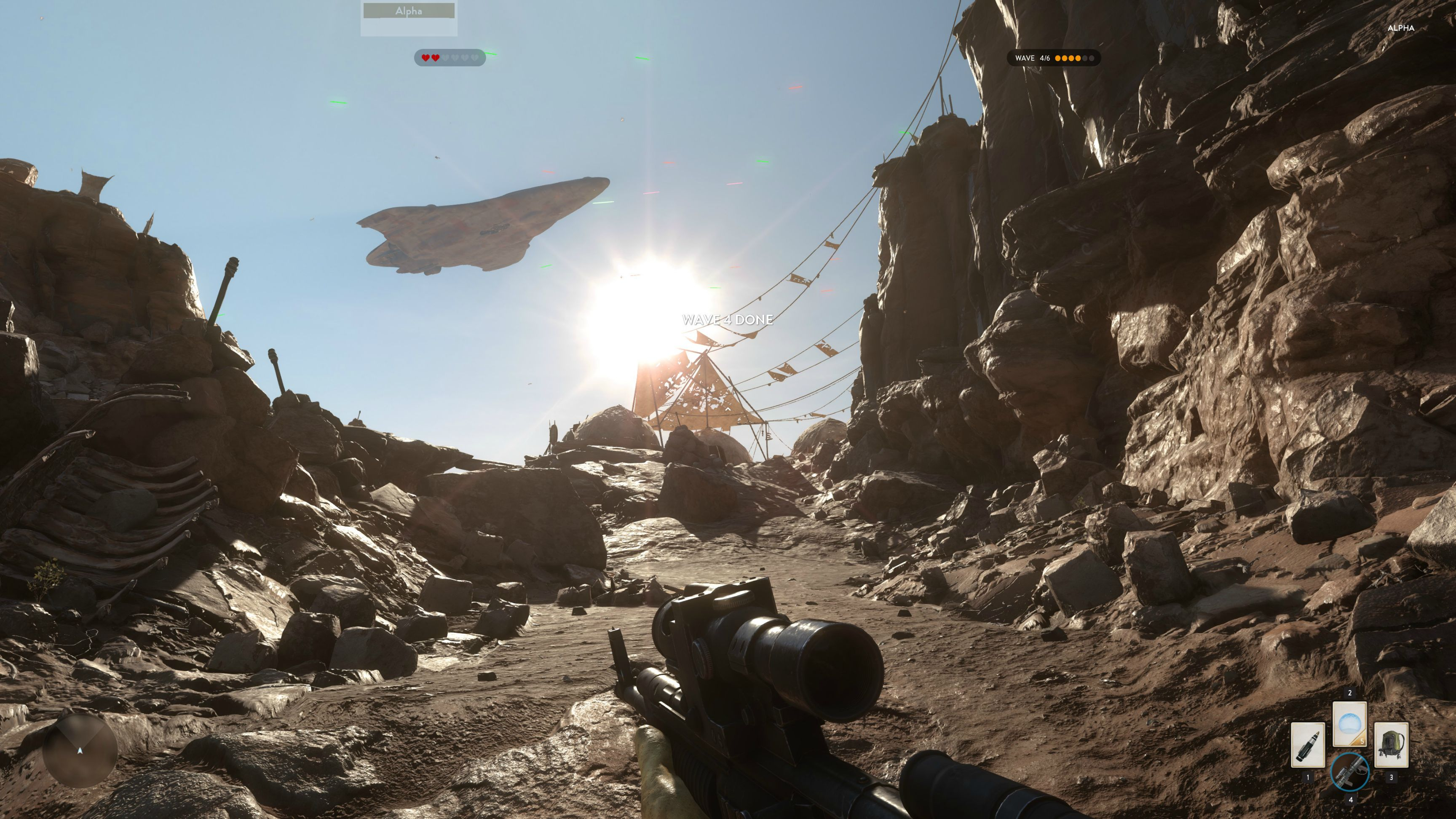 4K obrázky z alfy Star Wars: Battlefront 111144