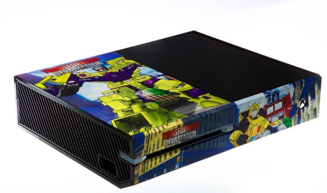 Speciální design konzolí Xbox One 111151