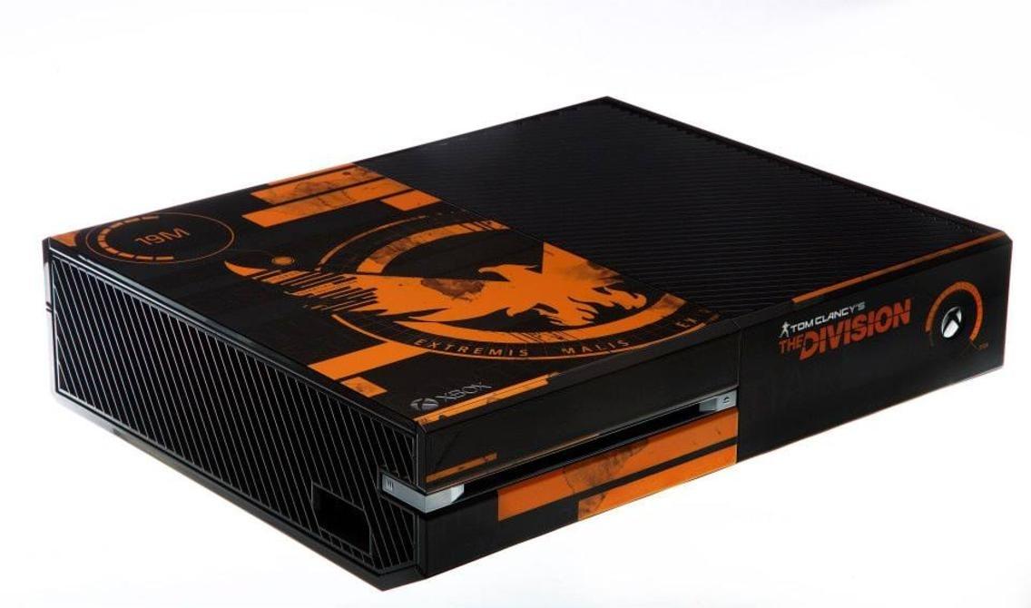 Speciální design konzolí Xbox One 111153